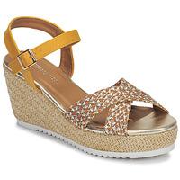 Chaussures Femme Sandales et Nu-pieds Moony Mood MELISSA ocre