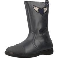 Chaussures Fille Boots Garvalin 191623 Bleu