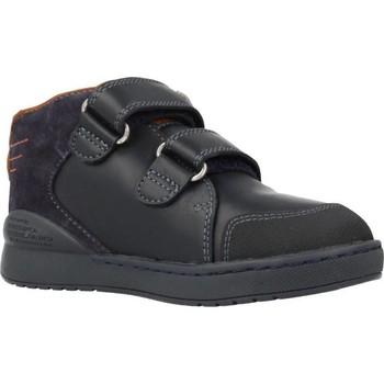 Chaussures Garçon Boots Biomecanics 191181 Bleu