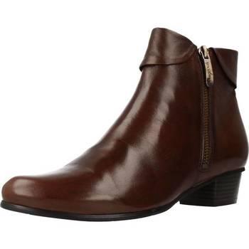 Chaussures Femme Bottines Regarde Le Ciel STEFANY03141 Marron