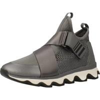 Chaussures Femme Baskets montantes Sorel KINETIC SNEAK Argent