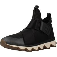 Chaussures Femme Baskets montantes Sorel KINETIC SNEAK Noir