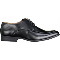 Chaussures Homme Richelieu Uomo Derbie habillées Noir