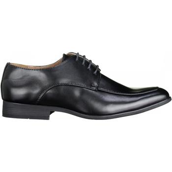 Chaussures Homme Richelieu Uomo Chaussure Derbie habillées Noir