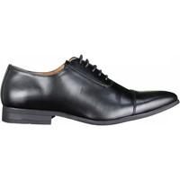 Chaussures Homme Richelieu Uomo Richelieu habillées Noir