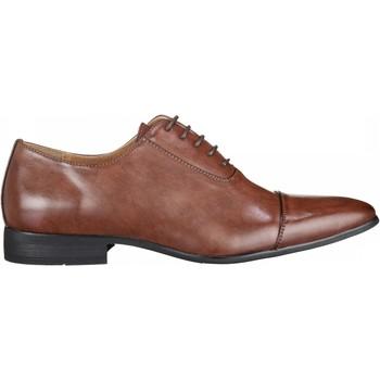 Chaussures Homme Derbies Uomo Chaussure Derbie habillées Marron
