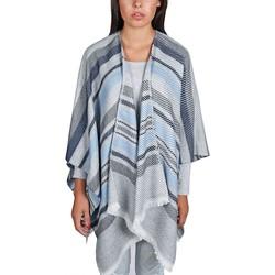 Vêtements Femme Pulls Qualicoq Poncho Visala Gris