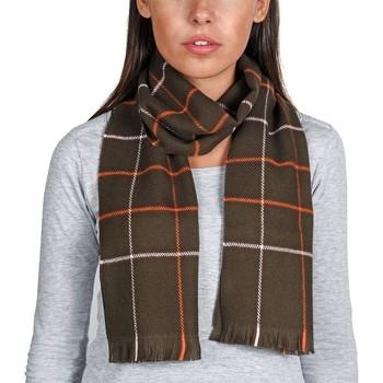 Accessoires textile Echarpes / Etoles / Foulards Qualicoq Echarpe Kelso Marron