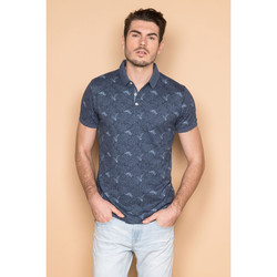 Vêtements Homme T-shirts & Polos Deeluxe PAPINA Navy