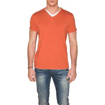 Vêtements Homme T-shirts manches courtes Deeluxe T-Shirt LEGEND Terra