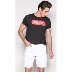 Vêtements Homme Shorts / Bermudas Deeluxe Short TRILLSON White