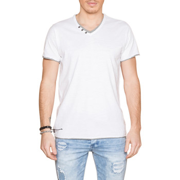 Vêtements Homme T-shirts & Polos Deeluxe T-Shirt LEGEND White