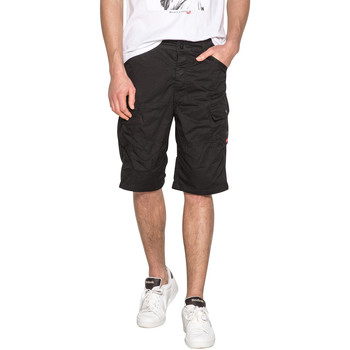 Vêtements Homme Shorts / Bermudas Deeluxe Short TRILLSON Black