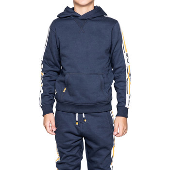 Vêtements Garçon Sweats Deeluxe Sweat STAAF Navy