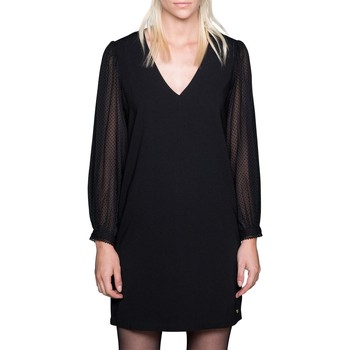 Vêtements Femme Robes courtes Deeluxe Robe ATIKA Black