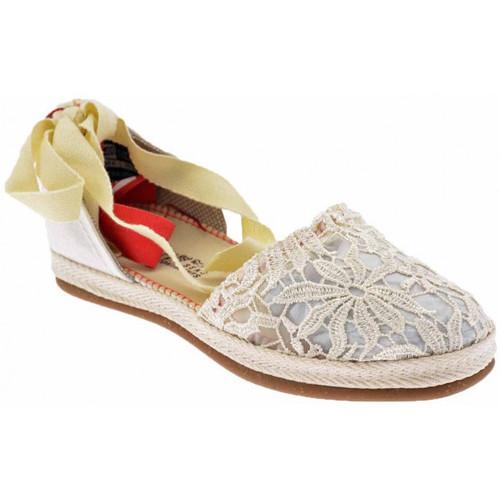 Chaussures Femme Espadrilles O-joo Campesina Baskets basses