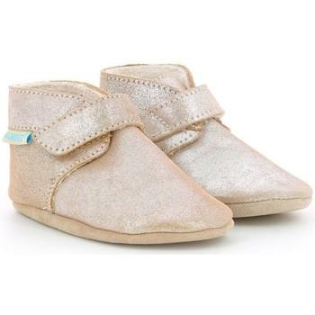 Chaussures Enfant Chaussons bébés Robeez Pole Nord BRONZE