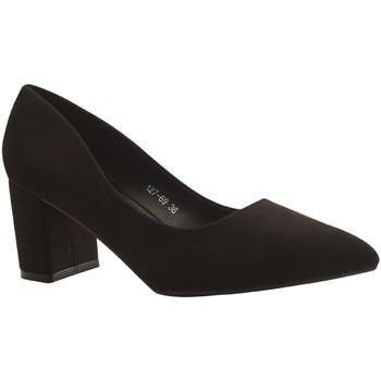 Chaussures Femme Escarpins Botty Selection Femmes ESC 127 69 DIAM NOIR