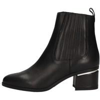 Chaussures Femme Bottines Albano 1018 NOIR