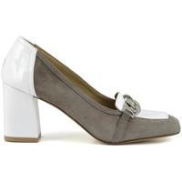 Chaussures Femme Escarpins Café Noir MMF520 E17.273 TAUPE