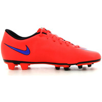 Chaussures Homme Football Nike Mercurial Vortex II FG Orange