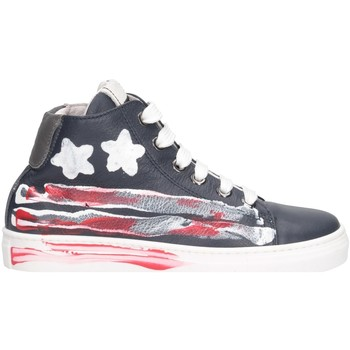 Chaussures Enfant Baskets basses Kool C203.33 bleu