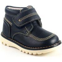 Chaussures Garçon Boots Bubble Bobble BUBBLE  B769 bleu Bleu