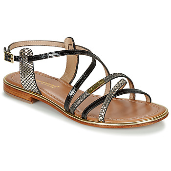 Chaussures Femme Sandales et Nu-pieds Les Tropéziennes par M Belarbi HARRY Noir / Multi