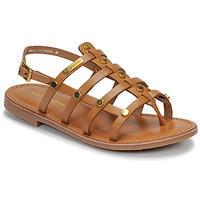 Chaussures Fille Sandales et Nu-pieds Les Tropéziennes par M Belarbi HAKEA Miel