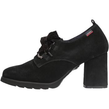 Chaussures Femme Derbies CallagHan - Derby nero 25700 NERO