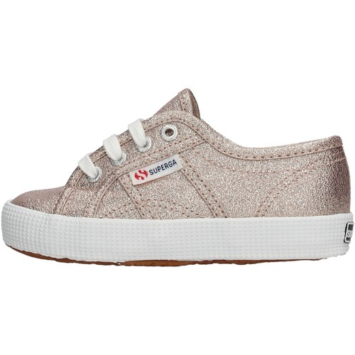 Chaussures Fille Baskets basses Superga - Sneaker rosa S00CCN0 2750 941 PLATINO