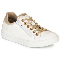 Chaussures Fille Baskets basses Bullboxer ELIOTE Blanc