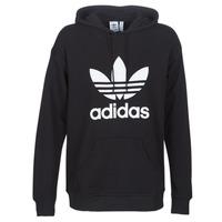 Vêtements Femme Sweats adidas Originals TRF HOODIE Noir