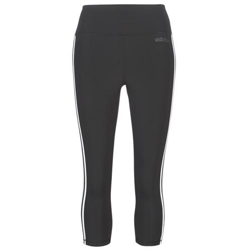 Vêtements Femme Leggings adidas Performance D2M 3S 34 TIG Noir