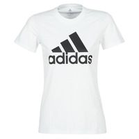 Vêtements Femme T-shirts manches courtes adidas Performance BOS CO TEE Blanc