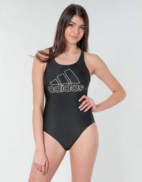Vêtements Femme Maillots de bain 1 pièce adidas Performance FIT SUIT BOS Noir