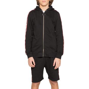 Vêtements Garçon Sweats Deeluxe RAP Black