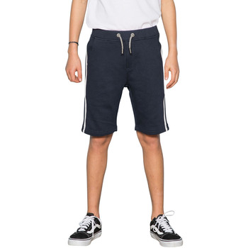 Vêtements Garçon Shorts / Bermudas Deeluxe Short BALL Navy