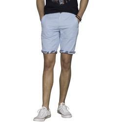 Vêtements Homme Shorts / Bermudas Deeluxe Short FLICKSON Sky