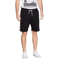 Vêtements Homme Shorts / Bermudas Deeluxe Short PUFF Black