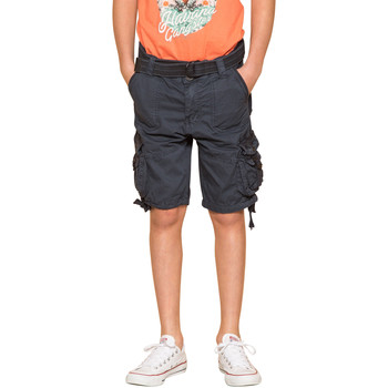 Vêtements Garçon Shorts / Bermudas Deeluxe Short HEAVEN Navy