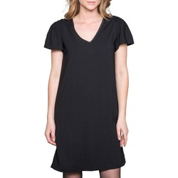 Vêtements Femme Robes courtes Deeluxe Robe LIDIA Black