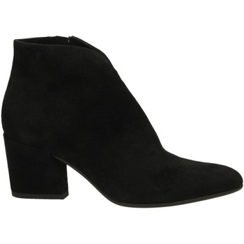 Chaussures Femme Low boots Pomme D'or CAMOSCIO nero