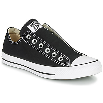 Chaussures Femme Baskets basses Converse CHUCK TAYLOR ALL STAR SLIP CORE BASICS Noir