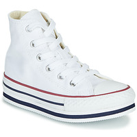 Chaussures Fille Baskets montantes Converse Chuck Taylor All Star Platform Eva Everyday Ease Blanc