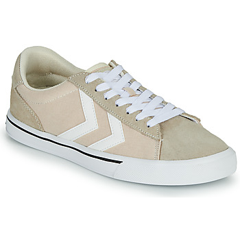 Chaussures Baskets basses Hummel NILE CANVAS LOW Beige