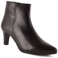 Chaussures Femme Bottines Chamby  Noir