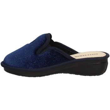 Chaussures Femme Chaussons Valleverde 37207 BLEU