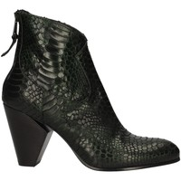 Chaussures Femme Bottines Strategia A4244-T VERT