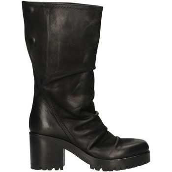 Chaussures Femme Bottes ville Strategia A4186 NOIR
